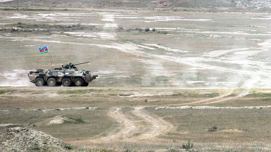 Azerbaycan 5 Ermenistan askerini öldürdü