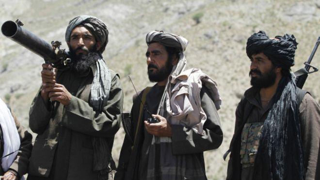 Taliban ülkenin kuzeyinde ilerleyişini sürdürüyor