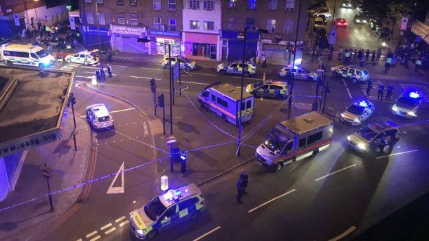 Londra'da saldırı: 'Bütün Müslümanları öldürmek istiyorum diye bağırıyordu'