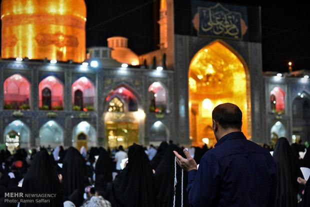 Şii inancında bir lanet töreni: İran'da İhya geceleri