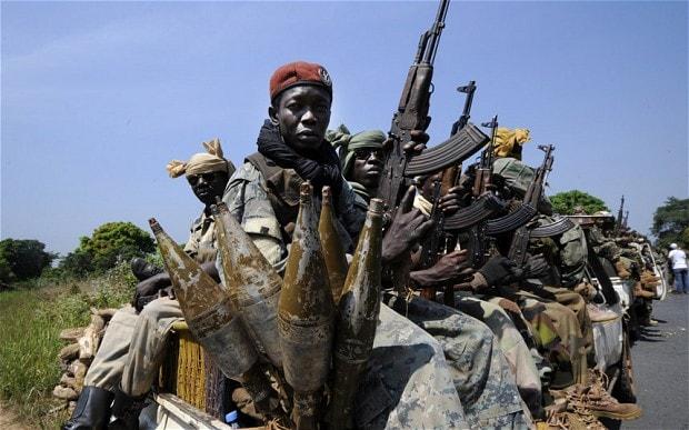 Orta Afrika'da çatışmalar tekrar patlak verdi: 42 ölü