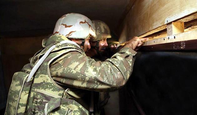 Azerbaycan: Sınır hattında sızmaya çalışan bir Ermeni askeri esir aldık