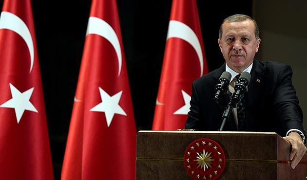 Erdoğan Kılıçdaroğlu'na yüklendi: Aradığımız adalet 250 şehidimizin kanıdır