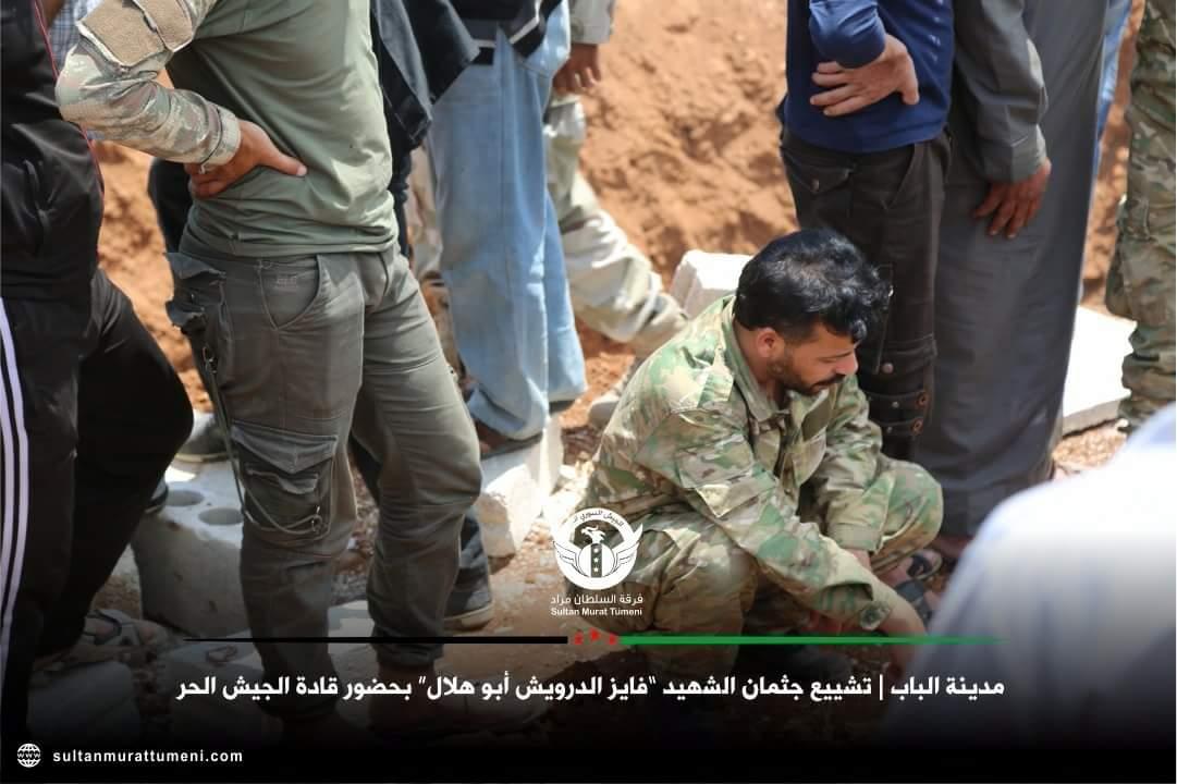 El Bab'da sular durulmuyor: Sultan Murat tümenine bombalı saldırı