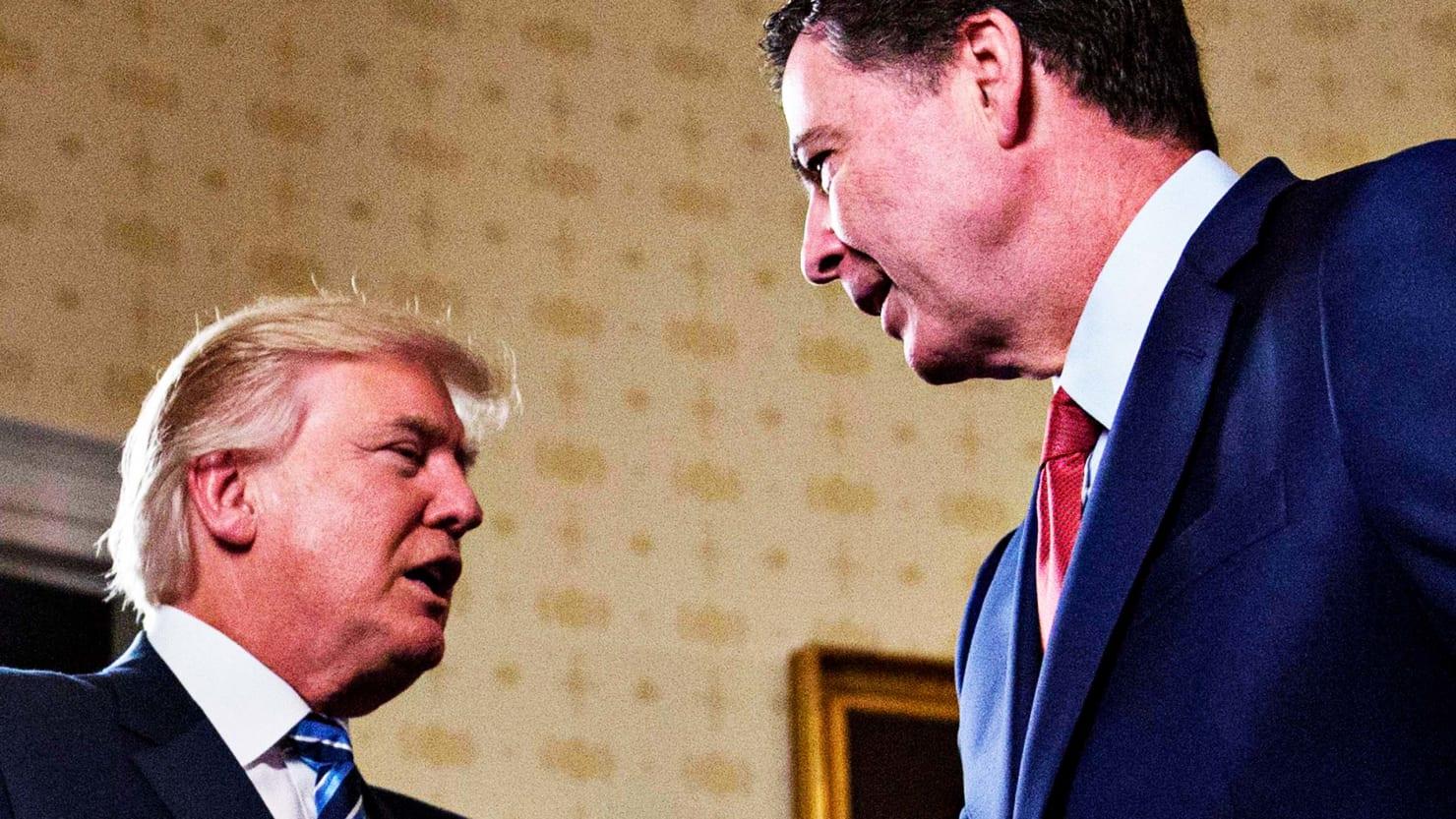 Trump'dan geri adım: Bende kayıt yok!
