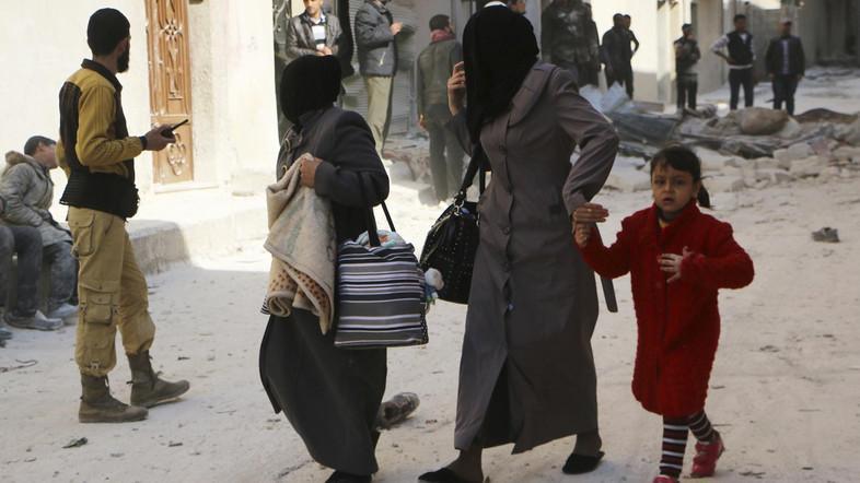 Halep'te Ramazan ayında 50'den fazla kadın tecavüze uğradı