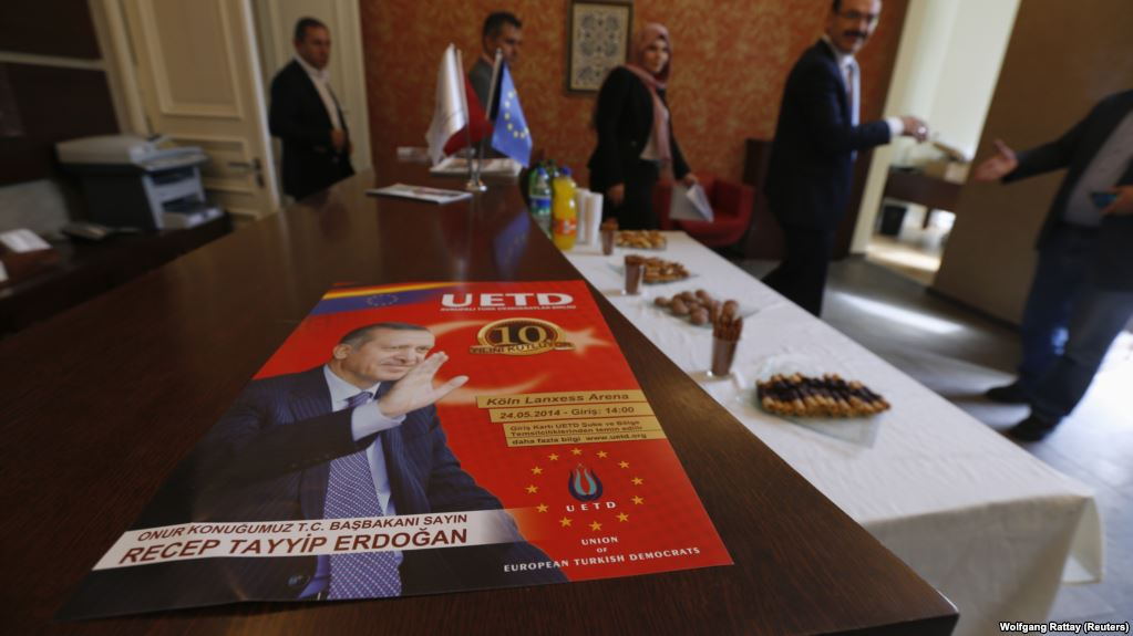 Avrupa'daki Türk gençler arasında Erdoğan desteği yüksek