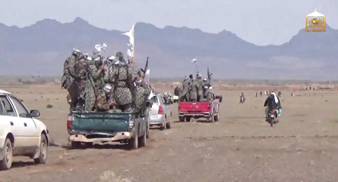 Taliban, Herat ilindeki askeri eğitim kampının görüntülerini yayınladı