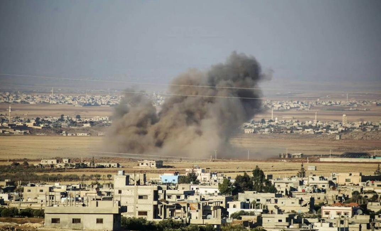 Kuzeyde 'çatışmasızlık' güneyde bombardıman:  Hedefte Duma ve Deraa var