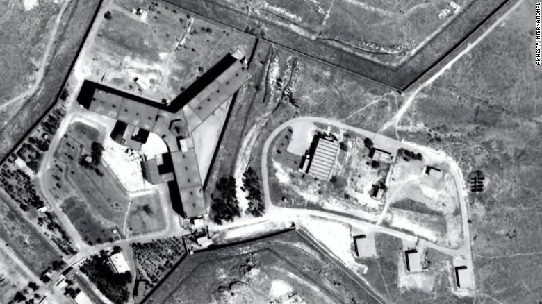 Saydnaya Hapishanesi: Esed'in işkence merkezi