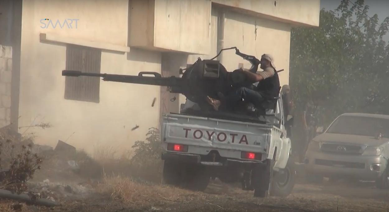 Muhalifler Dera'da IŞİD'e karşı operasyon başlattı
