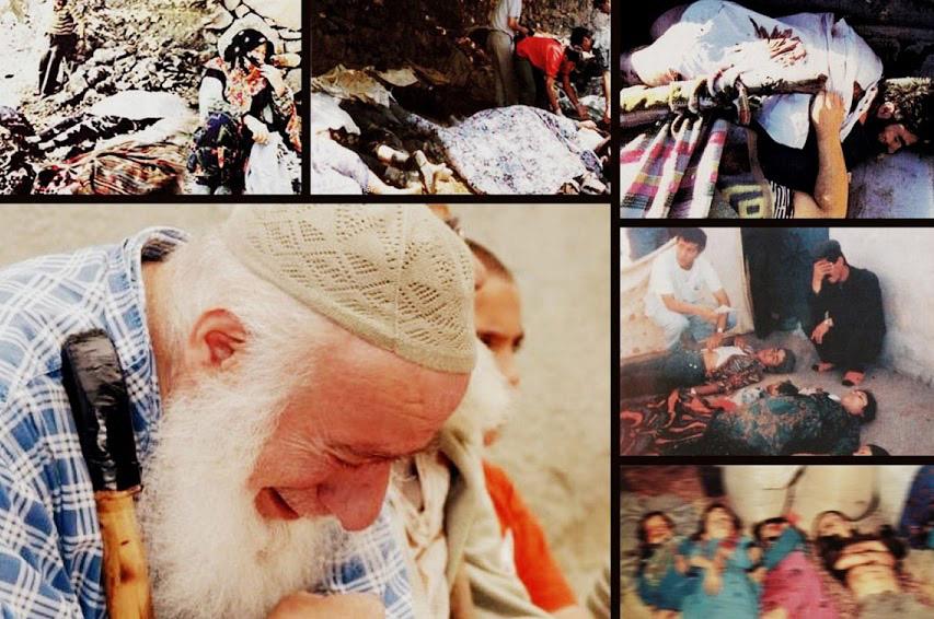 24. yıldönümünde Başbağlar katliamı: Hala acısı taze hala 'faili meçhul'