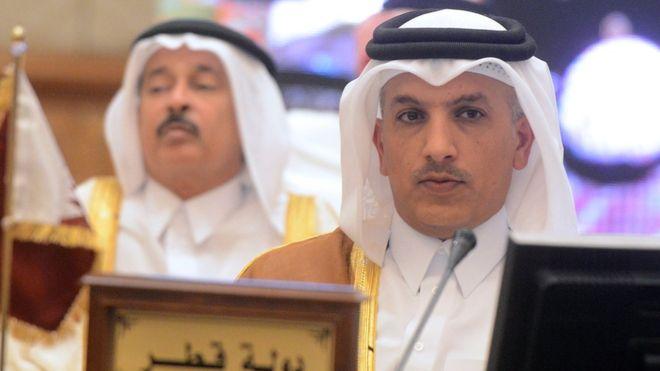 Katar: Bölgede en hızlı büyüyen ülkeyiz