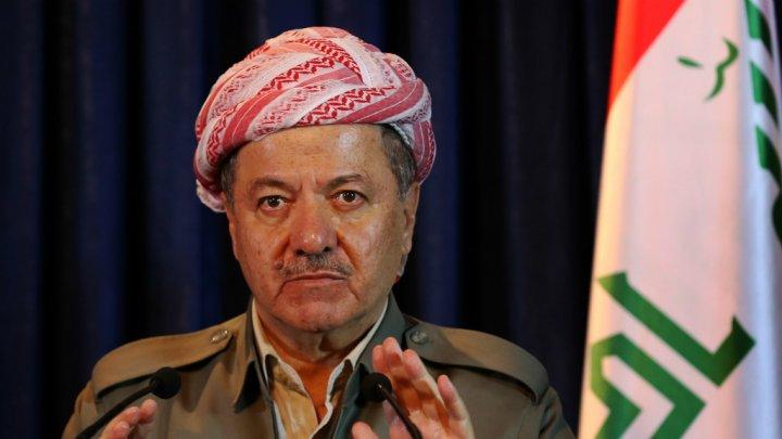 Barzani: Referandumdan geri adım yok