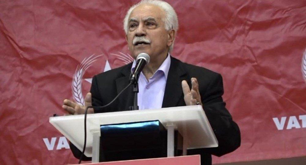 Perinçek: Kılıçdaroğlu, ABD ve AB'yi Türkiye'ye müdahaleye çağırıyor