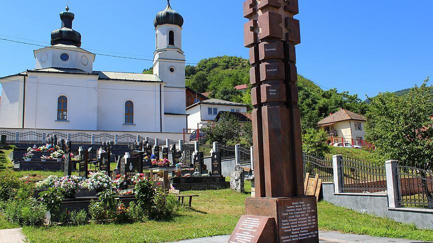 Bosna Savaşı'nın Hristiyan 'yabancı savaşçıları'