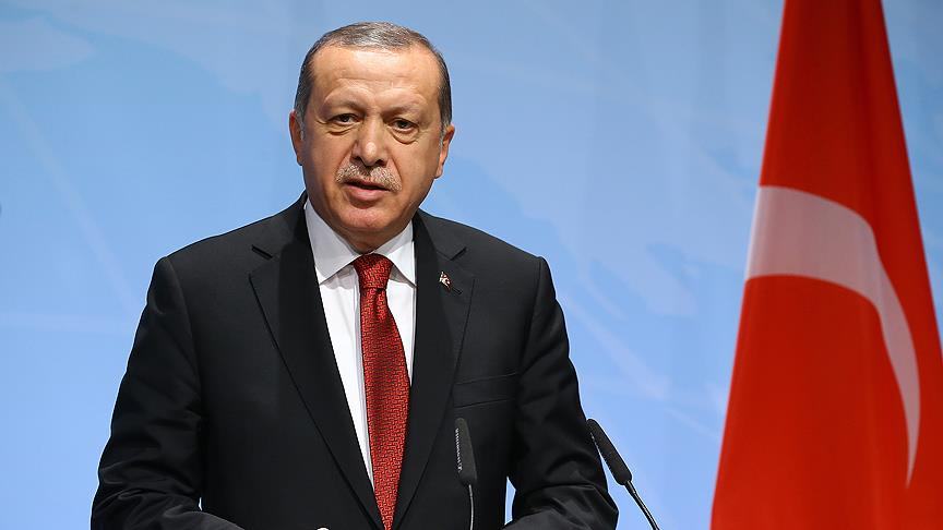 Erdoğan: Batı FETÖ teröristleri için güvenli bir liman