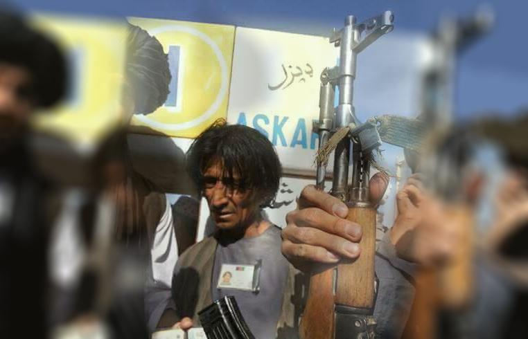 Cesetlere işkence eden komutan Taliban tarafından yakalandı
