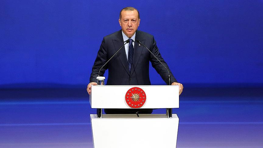 Cumhurbaşkanı Erdoğan: Doğu Akdeniz'de büyük bir fırsat kaçırıldı