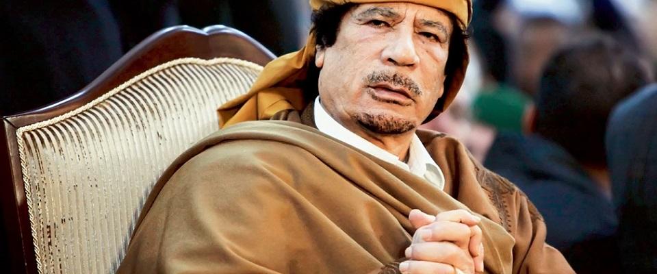 Kaddafi, devrilmeden önce İsrail'den koruma talep etmiş