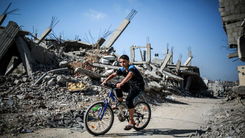 Katar: Gazze'ye desteğimiz devam edecek