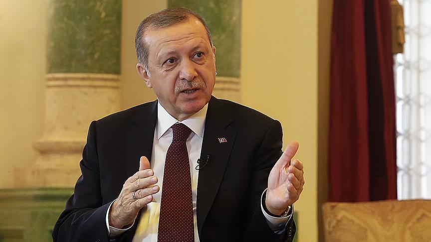 Erdoğan: Terör örgütünün mensubu olanları devlet niye beslesin?