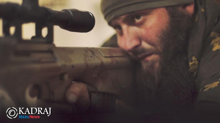 IŞİD'in keskin nişancı filmi: 'PKK'nın her hareketini takip ediyoruz'