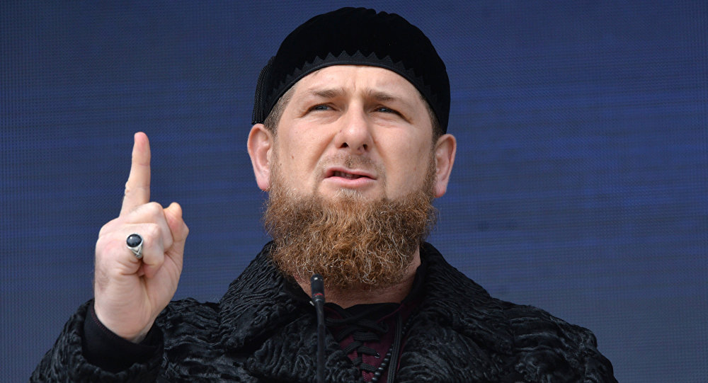 Kadirov: Devletimiz Rusya için canımızı vermeye hazırız