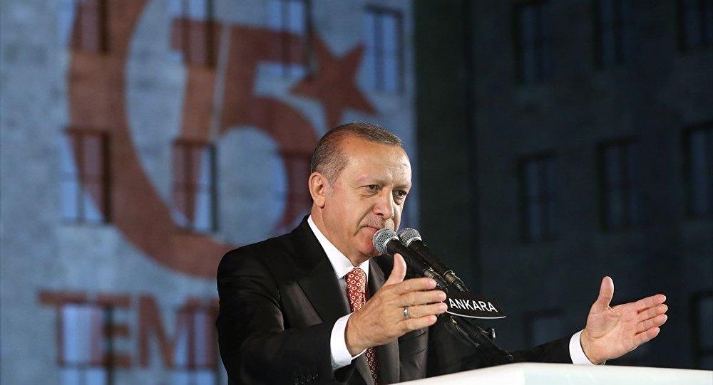 Erdoğan: Birçok uluslararası düşman pusuda bekliyor