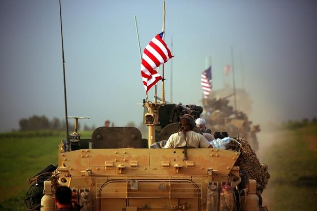 'ABD, PYD bölgesinde yeni askeri havaalanı inşa ediyor'