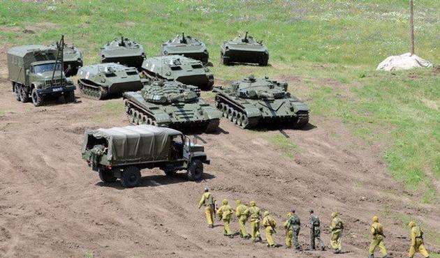 Rusya Ermenistan ile ortak ordu kuracak