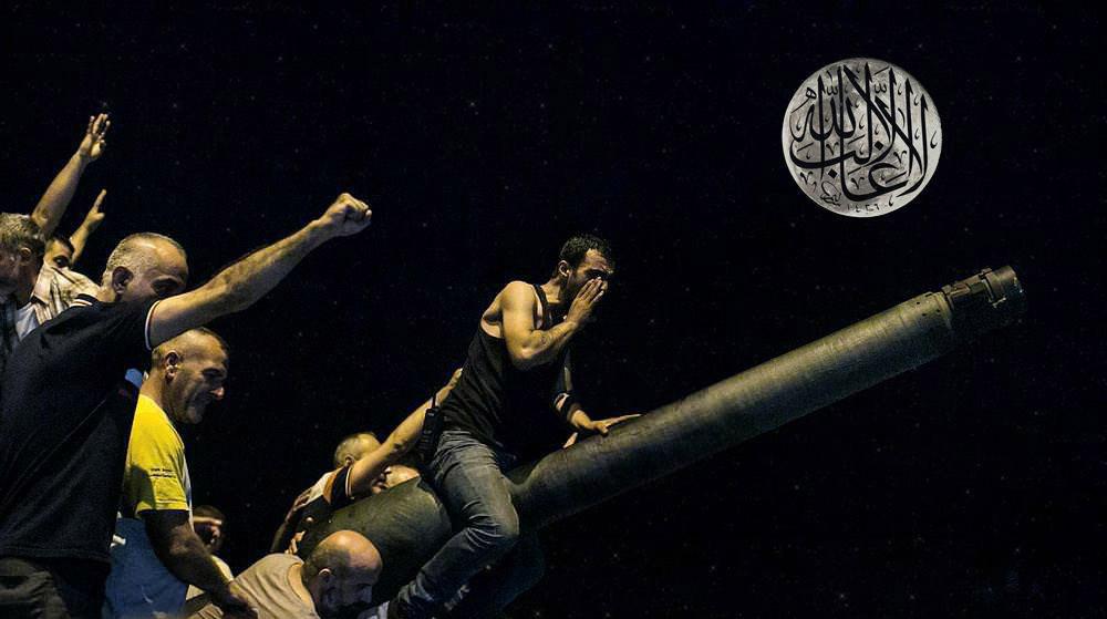 """""""15 Temmuz Arapların milli bayramı olsun"""""""