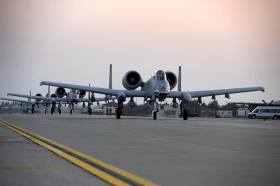 PKK'ya hava desteği artıyor: ABD'den İncirlik'e A-10 takviyesi