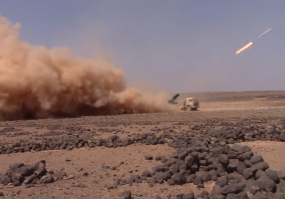 Suriye'nin güneyinde hareketlilik: ÖSO, Haşdi Şabi'yi Grad füzeleriyle vurdu