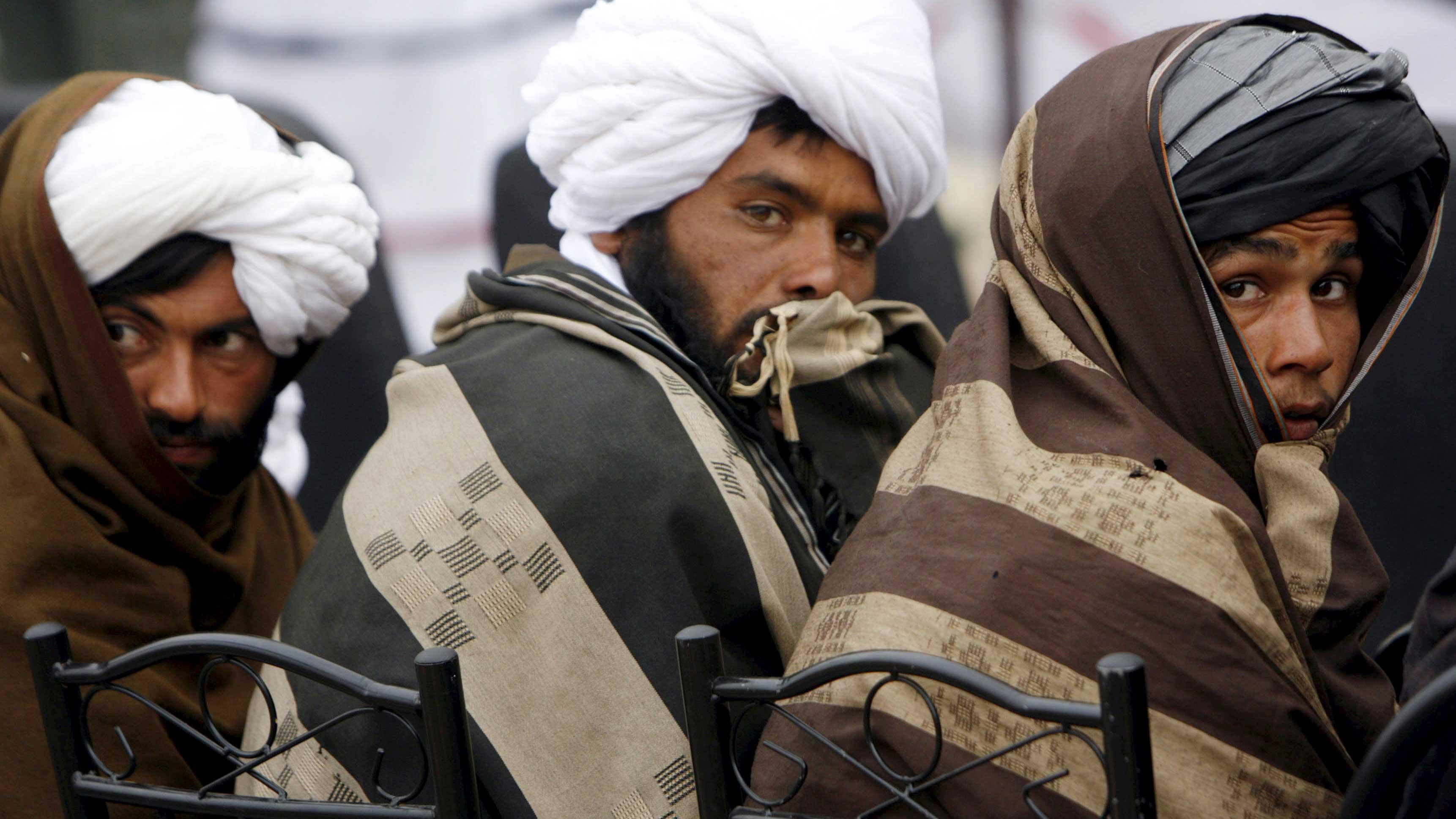 Afgan Talibanı'nın ideolojisi