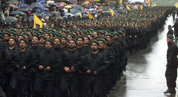 """""""Suriye'de yaklaşık 7 bin Hizbullah mensubu var"""""""