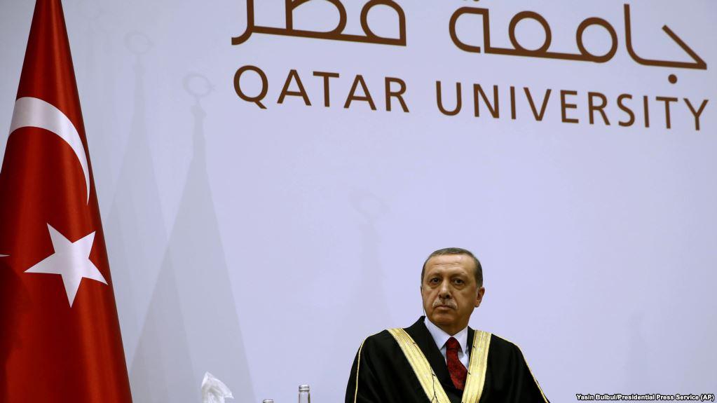 Erdoğan krizi çözme girişimi için Körfez turuna çıkıyor