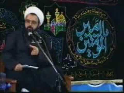 Şii din adamı 'vahdet' söylemine karşı çıktı: Benim Ömer'e hakaret etme hakkım yok mu?