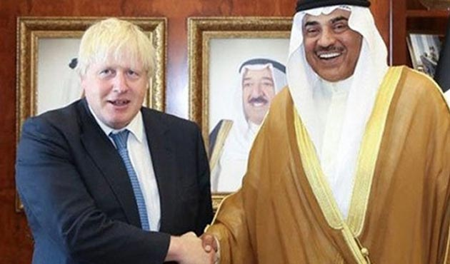 İngiltere Katar'ın 'teröre karşı mücadelesinden' memnun