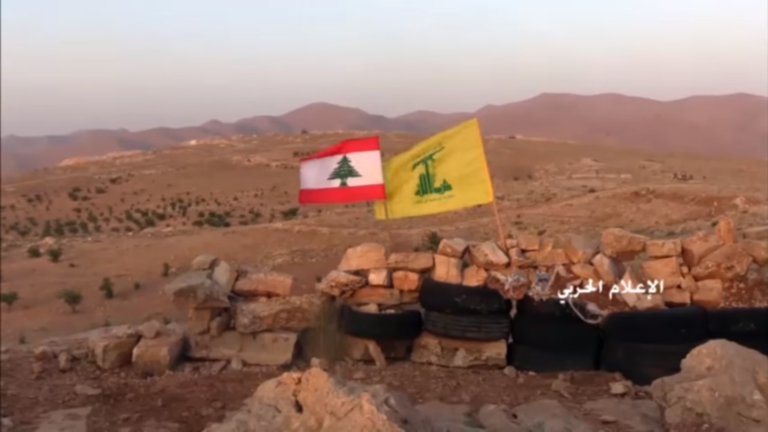 Hizbullah: Arsal'de muhaliflere karşı ilerliyoruz