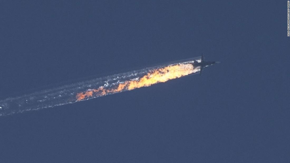 Arsal'de savaş kızışıyor: Muhalifler savaş uçağı düşürdü