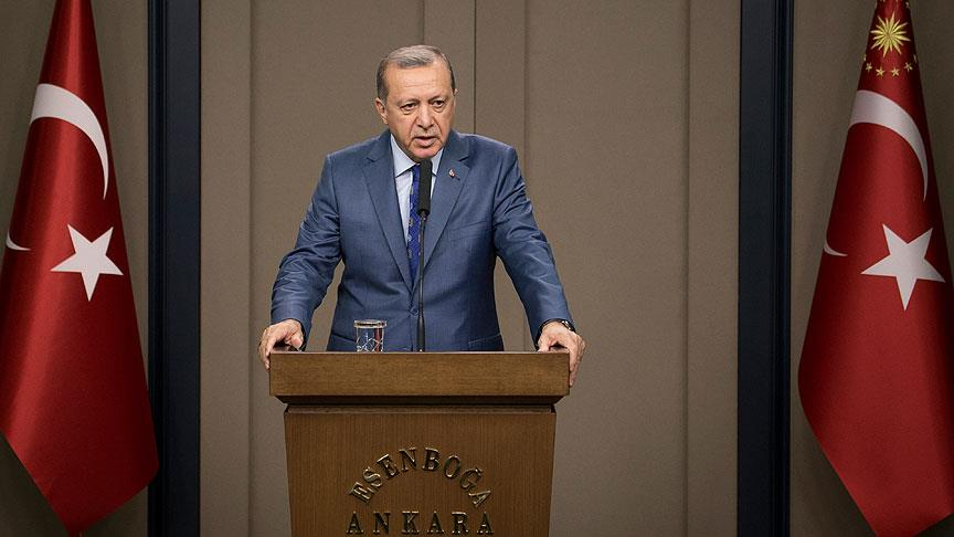 Erdoğan: Mescid-i Aksa gözbebeğimiz, İsrail yanlış yapıyor