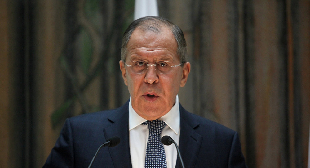 Lavrov: Kürtler Suriye'de çözümde yer almalı