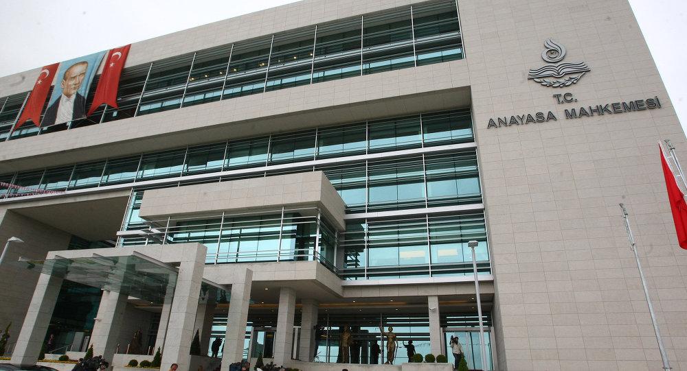 Anayasa Mahkemesi KHK ihraçlarına kapıyı kapattı