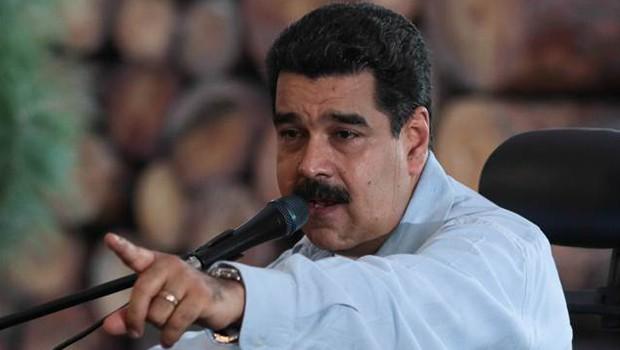 Maduro meydan okudu: Trump'tan emir almam!