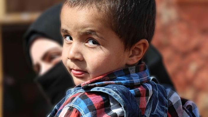 Suriye hapishanelerinde çocuk büyütmek: 'Çığlıkları duymasın diye kulaklarını tıkıyordum'