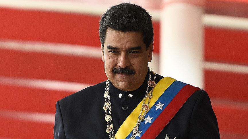 ABD Maduro'yu kara listeye aldı: 'Diktatör olduğu teyit edildi'
