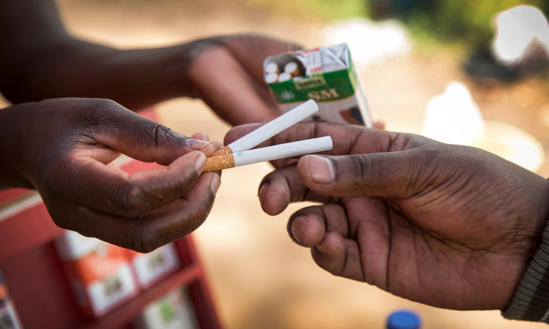 Tütün endüstrisi gözünü Afrika'ya dikmiş durumda