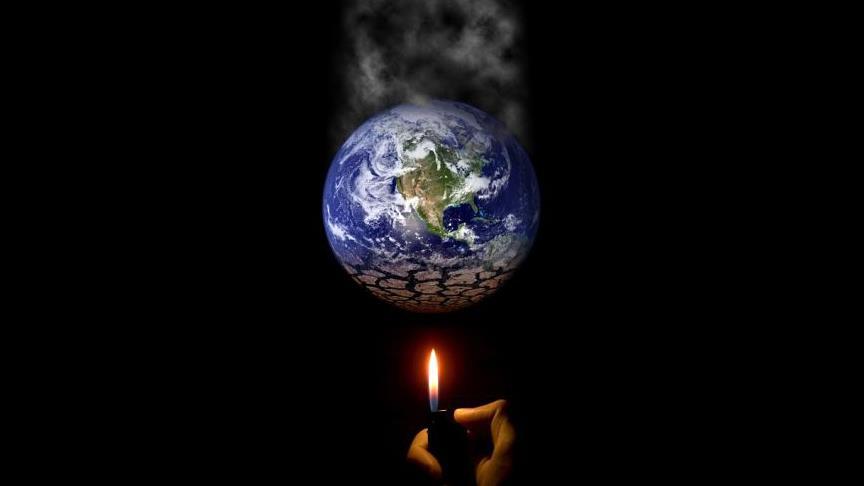 Küresel ısınma hızlanıyor