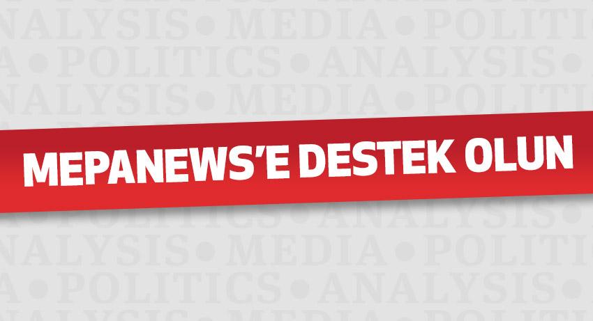 Mepa News'e destek olun